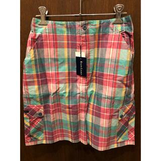 ラルフローレン(Ralph Lauren)の【ラルフローレン】未使用☆160cm☆スカート(スカート)