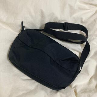 MUJI (無印良品) - 無印良品 ミニショルダーバッグ