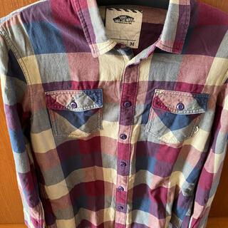ヴァンズ(VANS)のヴァンズ チェックシャツ(シャツ)