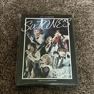 素顔4 SixTONES盤 DVD 早い者勝ち 即購入OK