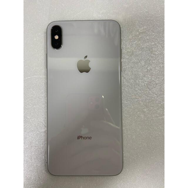 iPhone(アイフォーン)のiPhone XS Max 256GB Simフリーバッテリー100% スマホ/家電/カメラのスマートフォン/携帯電話(スマートフォン本体)の商品写真