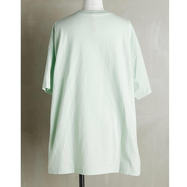 ENFOLD(エンフォルド)の【完売品】ナゴンスタンス★プリントTシャツ レディースのトップス(Tシャツ(半袖/袖なし))の商品写真