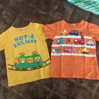 mikihouse - 美品⭐︎ミキハウス 半袖Tシャツ 2枚