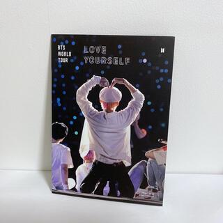 防弾少年団(BTS) - BTS LOVE YOURSELF SEOUL Blu-ray フォトブックテテ