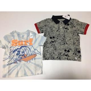 babyGAP - baby gap  ミッキー Tシャツ 2枚セット