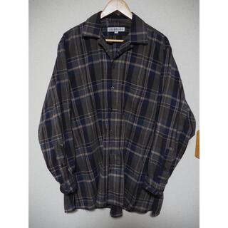 コモリ(COMOLI)のindividualized shirts WISM別注 チェックシャツ(シャツ)