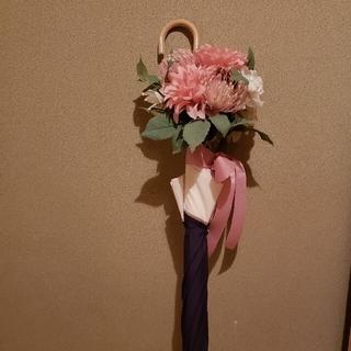 メゾンドフルール(Maison de FLEUR)のアンブレラ・ブーケ☆新品未使用☆送料込み(傘)
