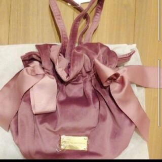 Maison de FLEUR - 新品定価以下送料こみ♡サイドリボントートバッグ
