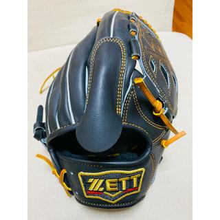 ZETT - プロステイタス  投手用 ほぼ未使用 値段提示