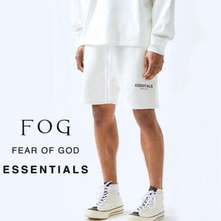 フィアオブゴッド(FEAR OF GOD)のFOG Essentials エッセンシャルズリフレクティブハーフパンツ XL(ショートパンツ)