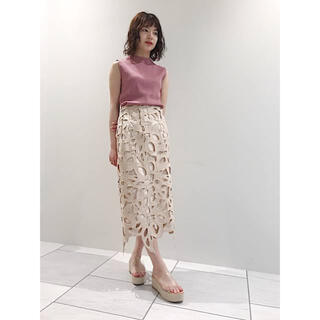 FRAY I.D - レースタイトスカート