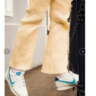 little sunny bite - リトルサニーバイト Nylon shirring pants