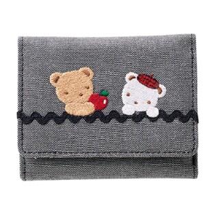 familiar - 新品未開封☆ファミリア 財布 ウォレット(プレゼント包装&紙袋つき)