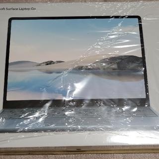 新品未開封 Surface Laptop Go THJ-00034 アイスブルー