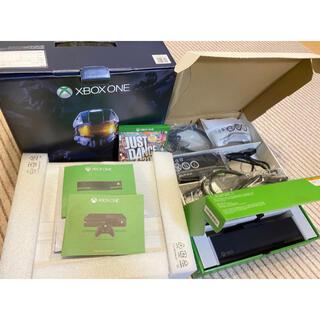 エックスボックス(Xbox)のXbox One スペシャル エディション 本体+センサー+ジャストダンス(家庭用ゲーム機本体)