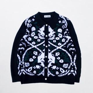 ALLEGE - ttt_msw Persia knit polo shirt