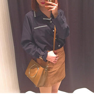 エンビールック(ENVYLOOK)の韓国風Yシャツ(シャツ/ブラウス(長袖/七分))
