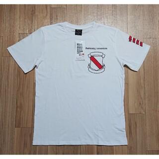 ナンバーナイン(NUMBER (N)INE)の新品 NUMBER NINE MARLBORO Tシャツ ホワイト(Tシャツ/カットソー(半袖/袖なし))