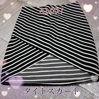 アンズ(ANZU)のANZUタイトスカート(ミニスカート)