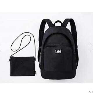 Lee - ◎ Leeムック本 リュック