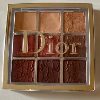 ディオール(Dior)のDIOR★ バックステージ アイパレット004ローズウッド(アイシャドウ)
