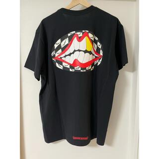 Chrome Hearts - 正規品極上美品クロムハーツ matty boy マッティボーイ TシャツXL黒