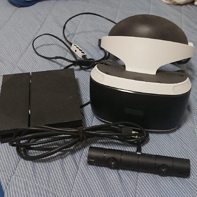 PlayStation VR(プレイステーションヴィーアール)のPSVR VRWORLDS付属 エンタメ/ホビーのゲームソフト/ゲーム機本体(その他)の商品写真
