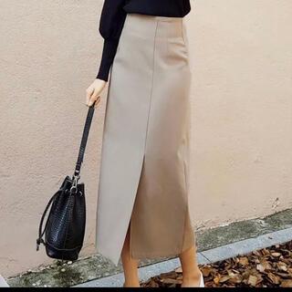 dholic - DHOLIC ロング スカート