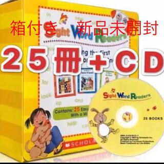 Sight Word Readers サイトワードリーダーズ25+CD 英語絵本(洋書)