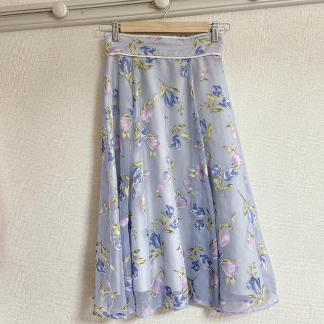 JILL by JILLSTUART(ジルバイジルスチュアート)のジルバイ スカート レディースのスカート(ひざ丈スカート)の商品写真