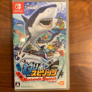 釣りスピリッツ Nintendo Switchバージョン Switch(家庭用ゲームソフト)