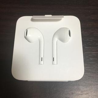 iPhone - iPhone 純正 イヤホン 変換付き