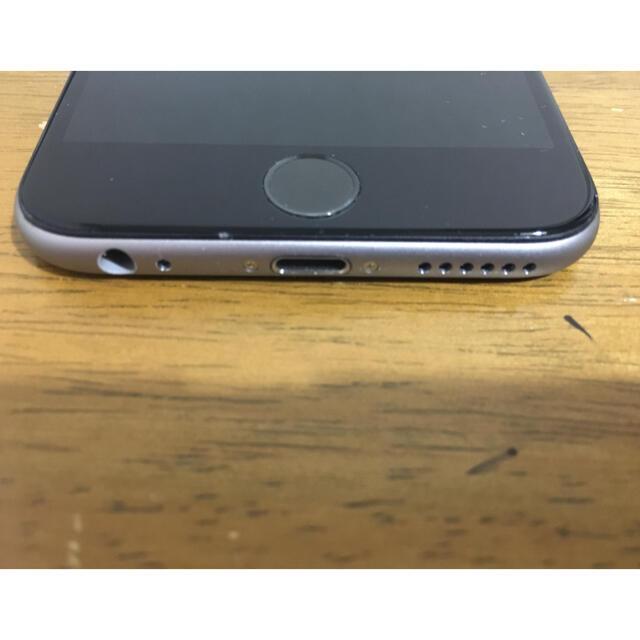 Apple(アップル)のiPhone 6s 32GB SIMフリー スマホ/家電/カメラのスマートフォン/携帯電話(スマートフォン本体)の商品写真