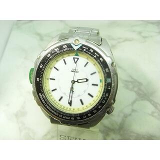 タイメックス(TIMEX)のヴィンテージ TIMEX INDIGLO 100M メンズ クォーツ ウォッチ(腕時計(アナログ))