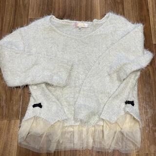 ミニマム(MINIMUM)のminimumのセーター(ニット/セーター)
