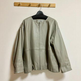 BEARDSLEY - BEARDSLEY レザージャケット