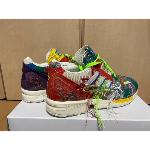 adidas(アディダス)のSEAN WOTHERSPOON ADIDAS ZX 8000 メンズの靴/シューズ(スニーカー)の商品写真