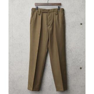 COMOLI - デッドストック イギリス陸軍 ドレスパンツ スラックス