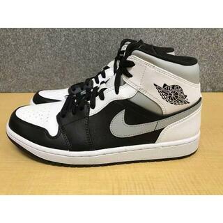 NIKE - Nike AIR JORDAN 1 白和灰 27CM