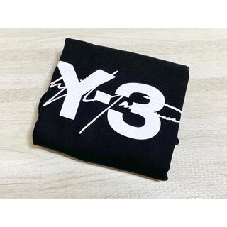 Y-3 - 美品 Y-3 ワイスリー ロゴトートバッグ 黒 ブラック ヨウジヤマモト Y's