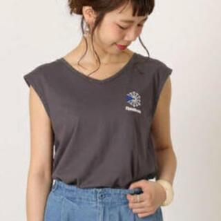 カスタネ(Kastane)のkastane × Reebok CLASSIC コラボ Tシャツ タンクトップ(Tシャツ(半袖/袖なし))