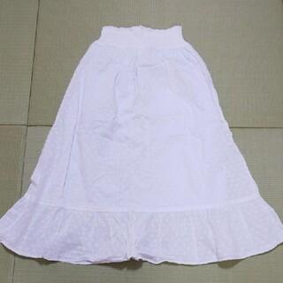 ユニクロ(UNIQLO)のユニクロ 2wayスカート(ロングスカート)