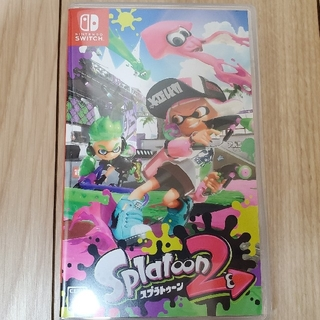 Nintendo Switch - スプラトゥーン2 Switch用ソフト