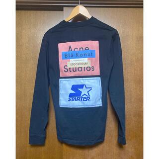 アクネ(ACNE)のAcne studious starter コラボ ロングスリーブTシャツ(Tシャツ/カットソー(七分/長袖))