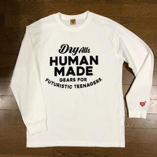 美品 human made ロンT