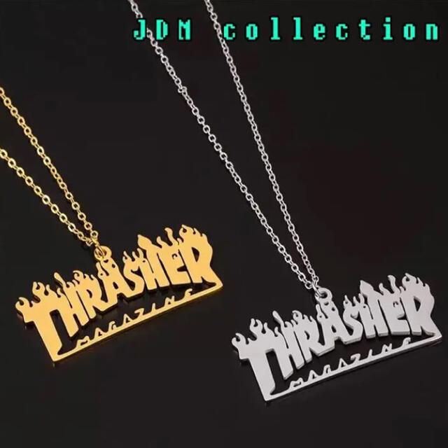 THRASHER(スラッシャー)のスラッシャー ネックレス メンズのアクセサリー(ネックレス)の商品写真