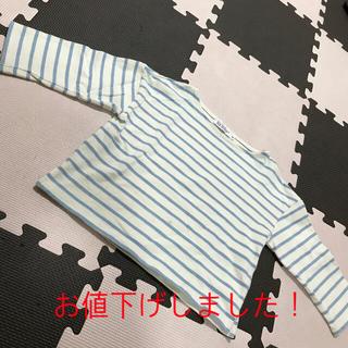 セブンデイズサンデイ(SEVENDAYS=SUNDAY)の長袖Tシャツ 110(Tシャツ/カットソー)