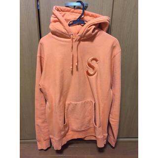 Supreme - Supreme Tonal S Logo Hooded Sweatshirt