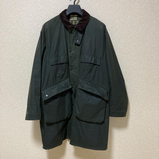 Barbour - 18AW Kaptain  sunshine×Barbour 別注コート