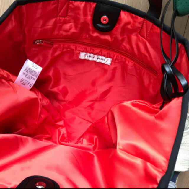 UNITED ARROWS(ユナイテッドアローズ)の【新品未使用!】qbag paris Picon cote ピコン コテ カーキ レディースのバッグ(トートバッグ)の商品写真
